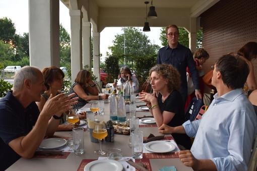 Cuneo: un successo la serata gastronomica del Consorzio della Chiocciola all'Open Baladin