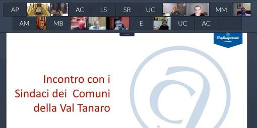 """Confartigianato Cuneo a fianco dei sindaci della val Tanaro dopo l'alluvione: """"Necessario fare rete"""""""