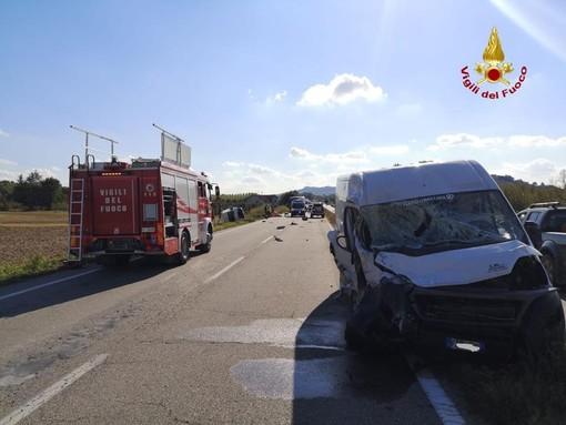 L'incidente sulla tangenziale di Alba in cui ha perso la vita il 21enne torinese Ion Prisacaru