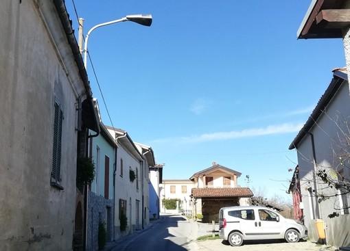 Rocca Cigliè brillerà di nuova luce: restyling energetico e lampioni a led in arrivo