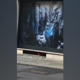 Fuoco da uno scantinato in via Peano, intervengono i vigili del fuoco [VIDEO]