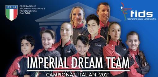 Campionati Italiani di Danza Sportiva: in gara anche la cuneese Imperial Dance Academy