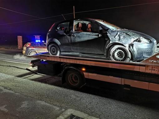Ingegnere 41enne di Cardè travolge e uccide 23enne nel Pinerolese: arrestato per omicidio stradale