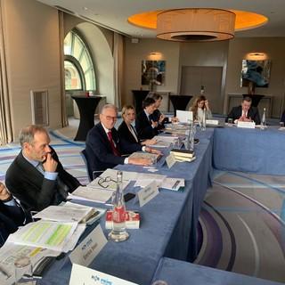 Commercialisti radunati Oltralpe con il banchiere Beppe Ghisolfi