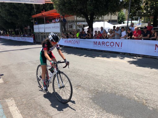 Ciclismo: Irene Cagnazzo d'argento a Chianciano Terme