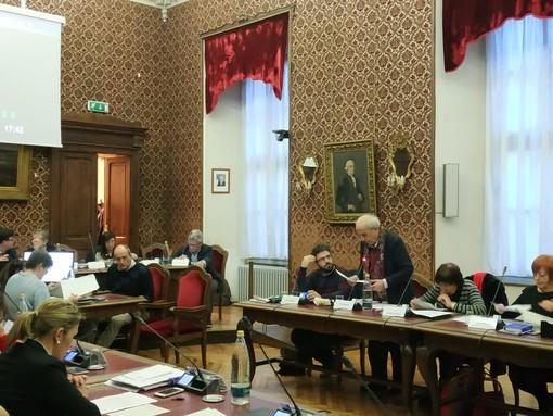 L'intervento di Ugo Sturlese in consiglio comunale