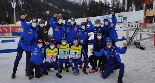 Biathlon: Marco Barale conquista il bronzo nella staffetta Youth ai Mondiali Giovanili di Obertilliach