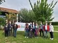 Incontri nella sede della Fondazione Agrion a Manta