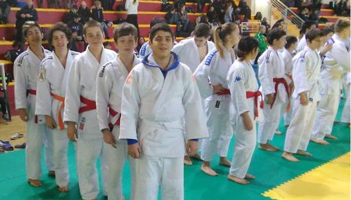 ASD Judo Mondovì al 6° Trofeo della Mole
