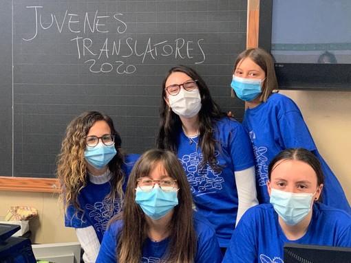 Cinque studenti del Soleri Bertoni al Concorso Juvenes Translatores