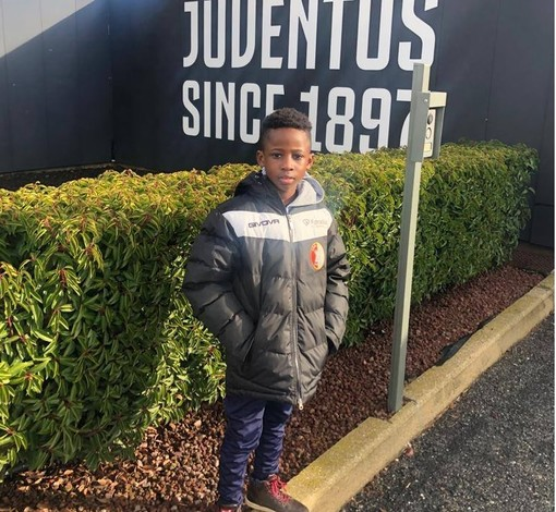Calcio giovanile: il 2014 Mory Mohamed Kouyate dall'Olmo alla Juventus