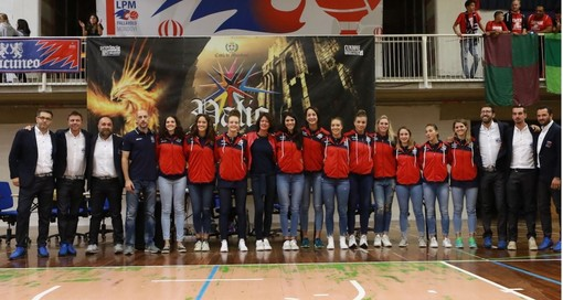 Volley femminile A2: LPM Bam Mondovì, al via la quarta settimana di preparazione