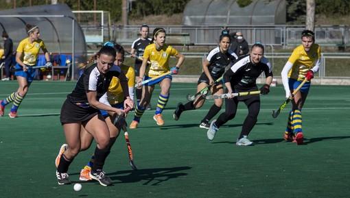 Hockey femminile: la Lorenzoni migliora ma il S.Saba vince 3-1