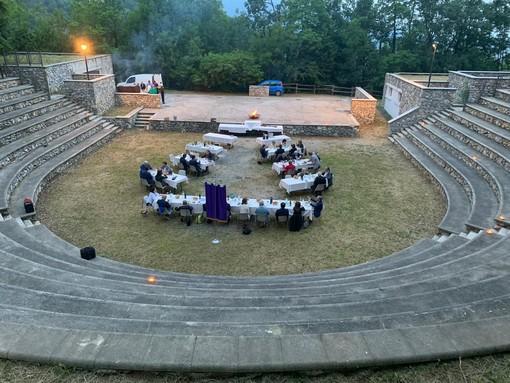 Chiusura dell'anno lionistico  Borgo San Dalmazzo–Besimauda all'Anfiteatro di Monserrato