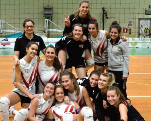 Volley femminile Serie C - Trasferta vincente per le Libellule