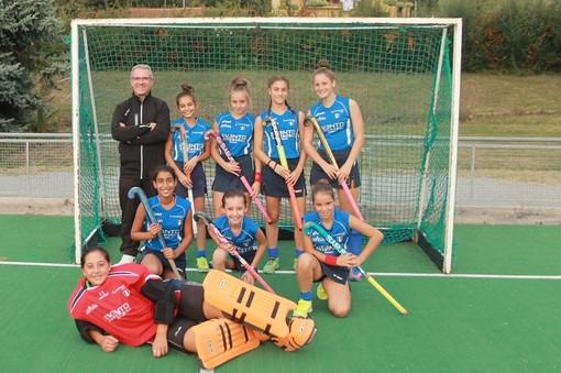 Hockey femminile: Lorenzoni Bra, l'U14 si gioca lo scudetto