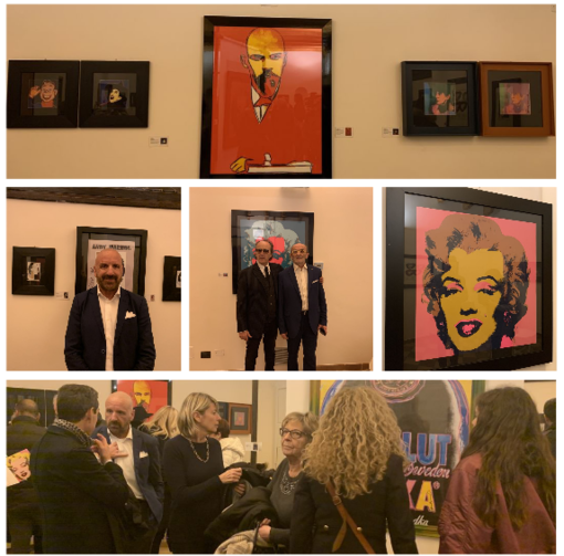 """Limone Piemonte loves Andy Warhol"": grande successo per la mostra dedicata al ""padre della pop art"""