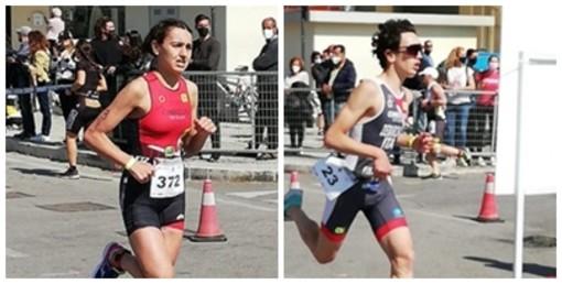 Triathlon: Cuneo1198, Demarchi e Lavagno sugli scudi a Gatteo