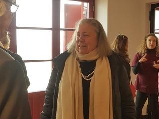 La contessa Alessandra Castelbarco Visconti Simonetta