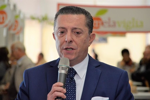 Luca Chiapella, presidente Ascom Confcommercio Cuneo