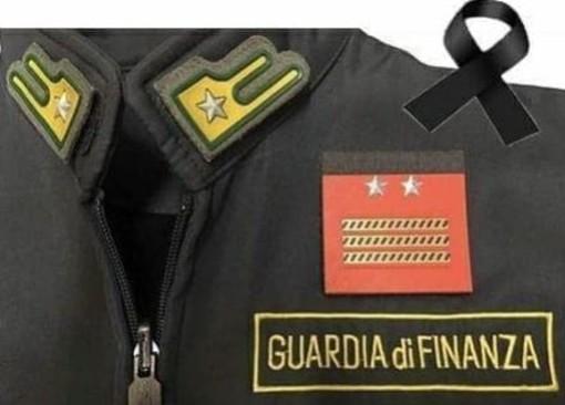 Lutto nelle Fiamme Gialle per la scomparsa del luogotenente Fabrizio Gambuti