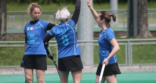 Hockey femminile - L' HF Lorenzoni CRB a Vienna per l'EuroHockey Challenge II