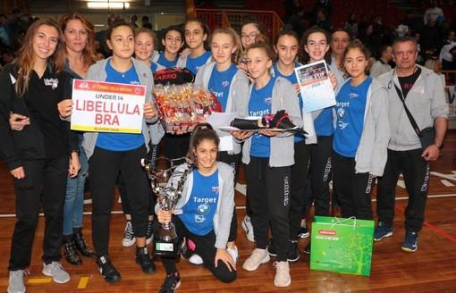 Volley giovanile: sipario sul Torneo della Befana 2020, Libellula Bra grande protagonista