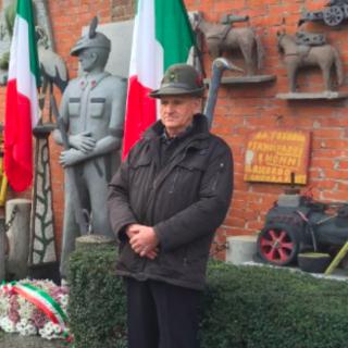 In foto Luigi Vignola, 65 anni, vittima dell'incidente a Cavallerleone
