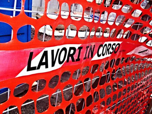 Mondovì, lavori al liceo: chiusa al traffico parte di via delle Scuole