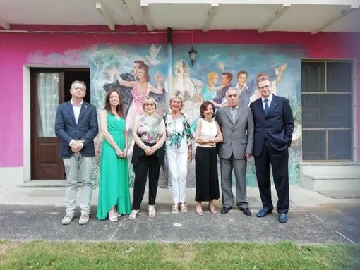 Passaggio di consegne al Lions Club di Alba: il nuovo presidente Tommaso Lo Russo festeggiato fra magia e gastronomia
