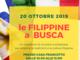 Le Filippine a Busca: un momento di incontro e solidarietà per scoprirne tradizioni e cultura