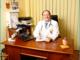 Il dottor Luigi Fontana, foto tratta dal sui sito personale
