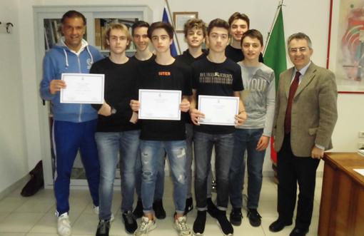 Sport & Scuola: Liceo Ancina di Fossano alle Gare studentesche di sci alpino