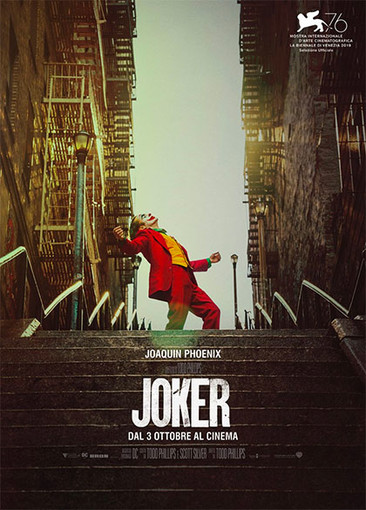 Joker: il trucco è meditazione