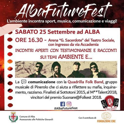 """Alba: rinviato ad altra data l'evento """"Sport&Musica Insieme"""""""