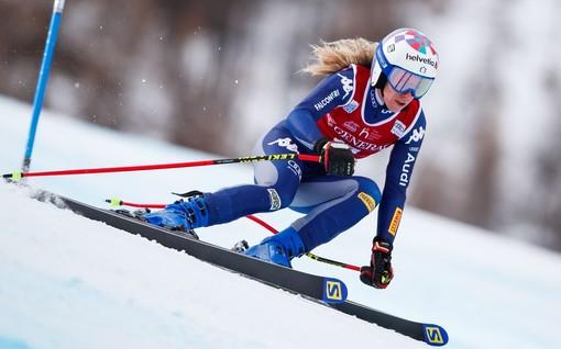 """Sci alpino femminile, Coppa del mondo - Marta Bassino in vista dei due giganti di Kranjska Gora: """"Pendio impegnativo ma mi sento pronta"""""""