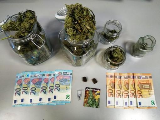 Spaccio di marijuana a Mondovì: assolti due giovani africani