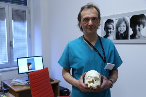 Un fiore all'occhiello dell'ospedale Santa Croce e Carle di Cuneo: la Chirurgia maxillo-facciale