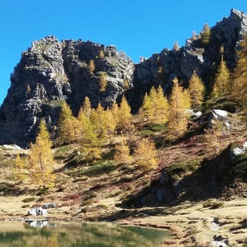 Terzo fine settimana a casa sognando la Valle Maira