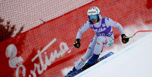 Sci alpino femminile, Coppa del mondo: Marta Bassino 26^nella discesa libera di Cortina