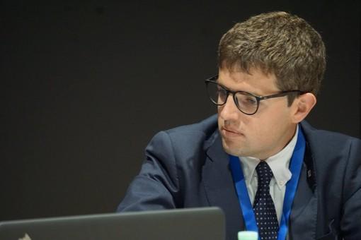 Michele Pianetta, vicepresidente all'Innovazione di ANCI Piemonte