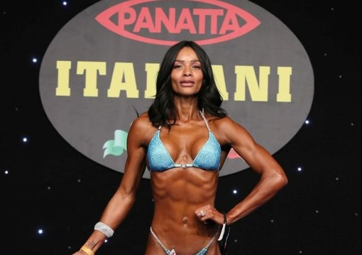 International Federation of BodyBuilding & Fitness: Monique Passos sugli scudi ai campionati italiani