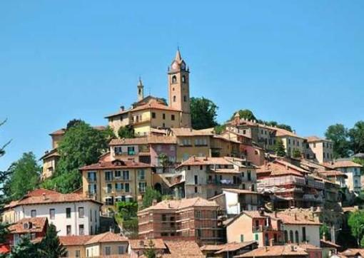 Una veduta di Monforte d'Alba (archivio)