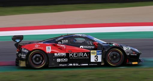 Motori: Matteo Greco conclude il Campionato Italiano Gran Turismo Sprint 2021 sul terzo gradino del podio