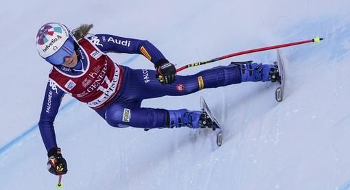 Sci alpino: Marta Bassino e Sofia Goggia a Les Deux Alpes per una settimana di lavoro sugli sci