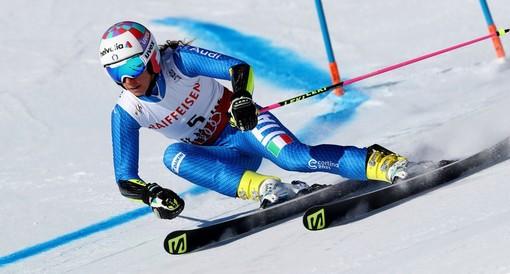 """Sci alpino femminile, Bassino alla vigilia dei supergiganti di St.Moritz: """"Ho tanta motivazione"""""""