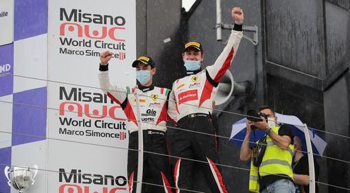 Motori: Matteo Greco vince anche a Misano e consolida la leadership in campionato