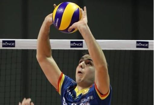 Volley maschile A2: Cuneo, torna Matteo Pistolesi
