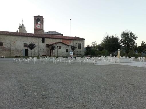 """Rimandata causa maltempo la serata inaugurale di """"Musica sull'Aia"""" a Niella Tanaro"""
