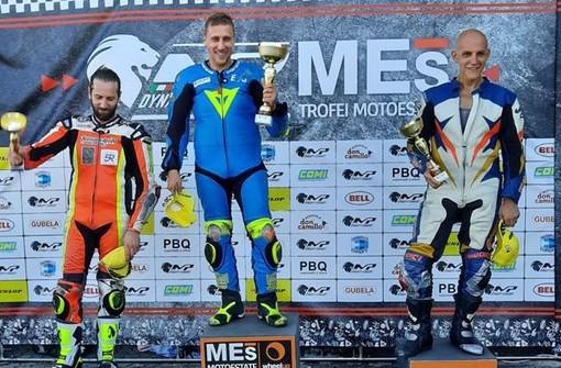 Motori: Massimilano Palladino si aggiudica il primo round del Trofeo Motoestate